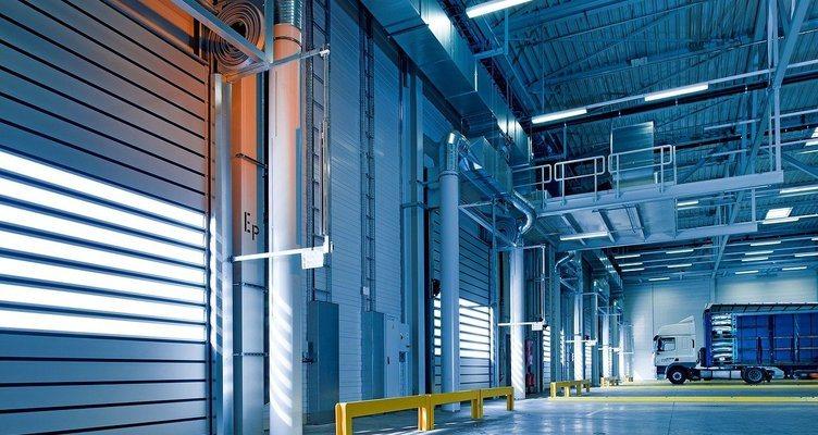 Индустриалните автоматични врати